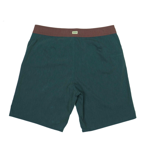 CAPTAIN FIN DOLPHIN SOLID BOARDSHORT - Outer Tribe