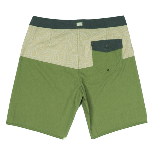 CAPTAIN FIN TWISTED BOARDSHORT - Outer Tribe