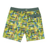 CAPTAIN FIN HALFTONE BOARDSHORT - Outer Tribe