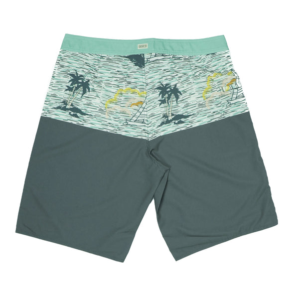 CAPTAIN FIN WIND PANEL BOARDSHORT - Outer Tribe
