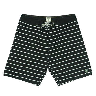 CAPTAIN FIN TIME WARP BLACK BOARDSHORT - Outer Tribe