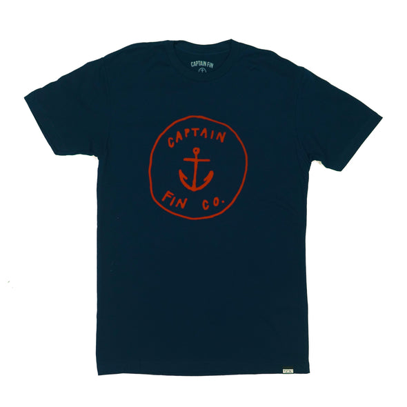 CAPTAIN FIN BOSSMAN TEE - Outer Tribe