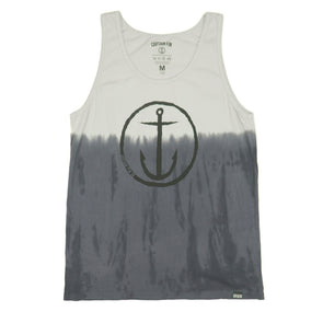 CAPTAIN FIN ORIGINAL ANCHOR TANK - Outer Tribe
