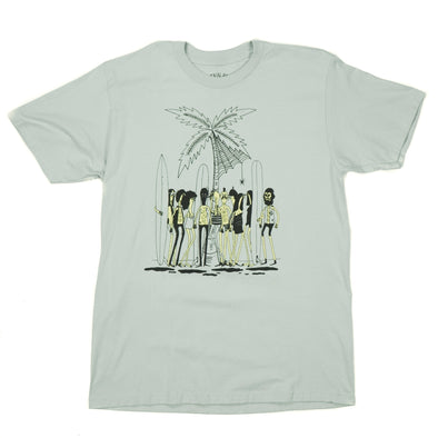 CAPTAIN FIN HOWELL BEACH PARTY TEE - Outer Tribe