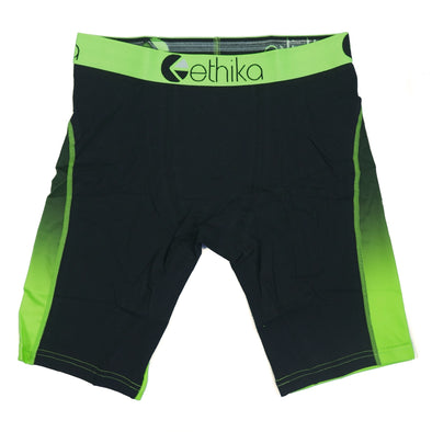 ETHIKA THE STAPLE SLIME GRADIENT BOXER - Outer Tribe