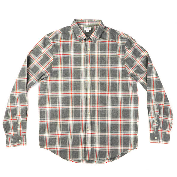 Catch Surf Rune Flannel - Outer Tribe