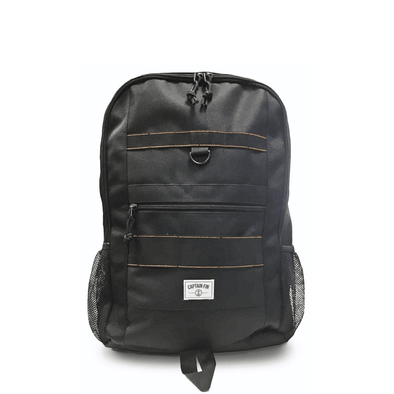 Captain Fin Goat Pack Backpack (Negro) - Outer Tribe
