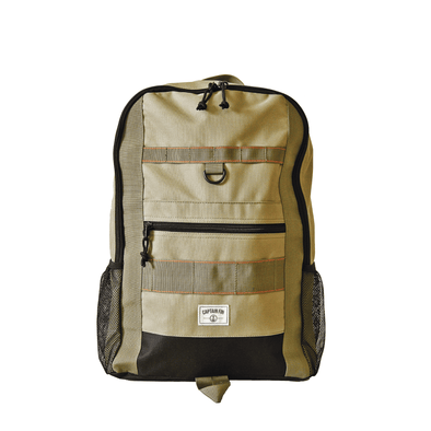 Captain Fin Goat Pack Backpack (Oliva) - Outer Tribe