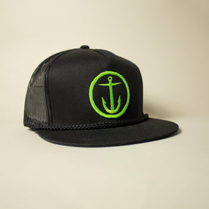 Captain Fin Naval Seal hat