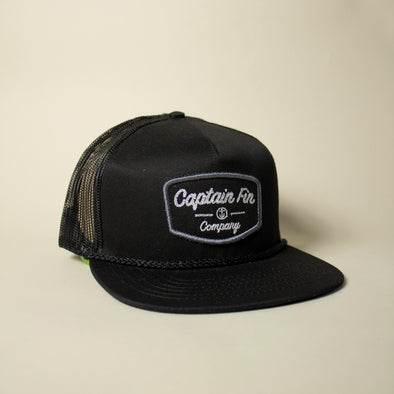 Captain Fin OG Anchor 5 Panel Hat