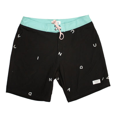 Duvin Alphabet Sup Shorts