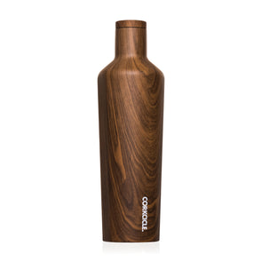 Corkcicle Walnut 25oz Canteen