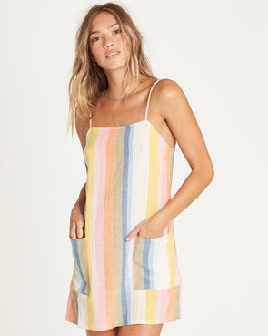 Billabong Straight Round Dress
