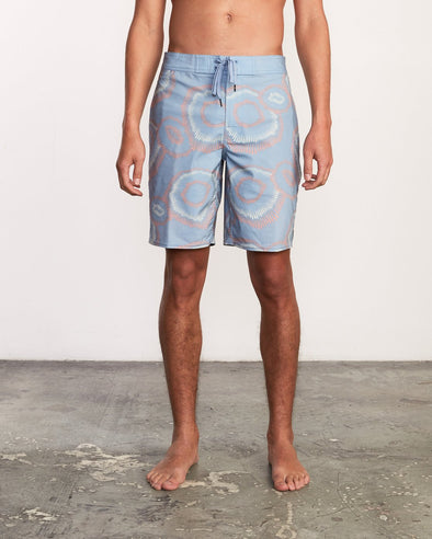 RVCA Whitehead Flicker Trunk
