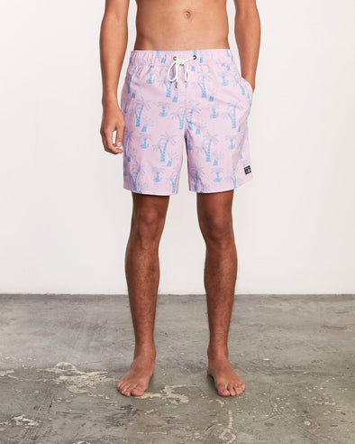 RVCA ANP Program Elastic Short