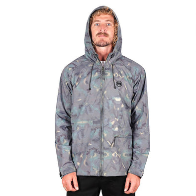 Captain Fin Typhoon Camo Windbraker Jacket