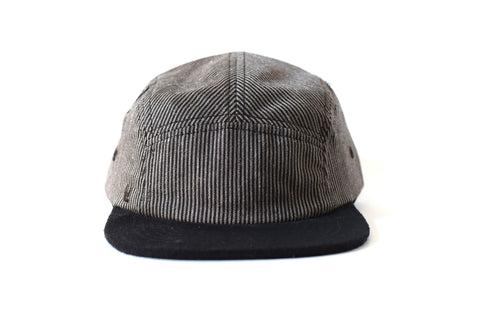 Lineas Zelda Negro Five Panel Hat