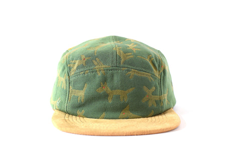 Siderno Five Panel Hat