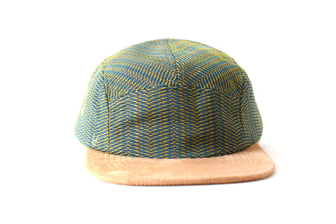 Syncopation Turquesa Five Panel Hat