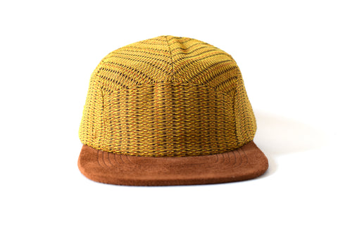 Syncopation Amarilla Five Panel Hat