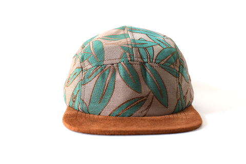 Hojas de Polli Five Panel Hat