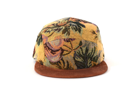Albion Five Panel Hat