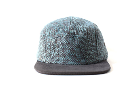<transcy>Fraction Azul Five Panel Hat</transcy>