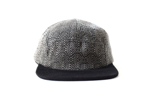Fraction Negra Five Panel Hat