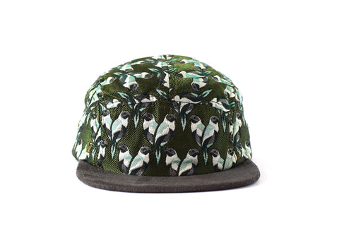 Uccello Five Panel Hat (sb)