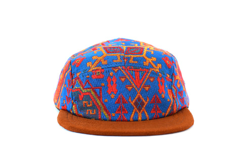 Dier ez Zor Azul Five Panel Hat (sb)