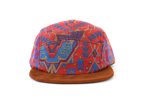 Dier ez Zor Roja Five Panel Hat (sb)