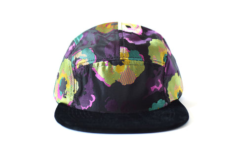 Castellabate Negro Five Panel Hat