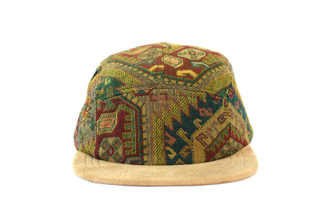 Idlib Verde Five Panel Hat (sb)