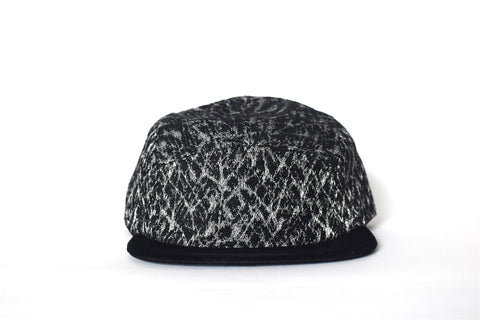 Isola Negra Five Panel Hat (sb)