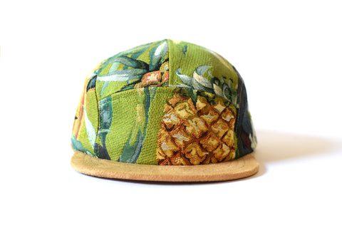 Bitlis Verde Five Panel Hat (sb)