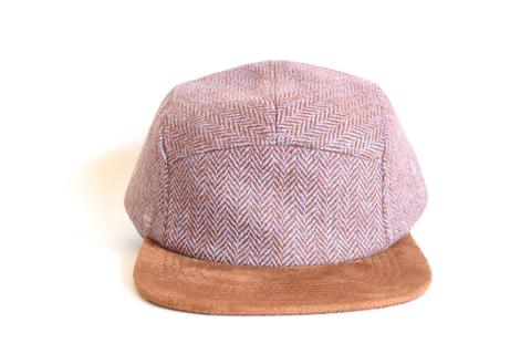 Llanberis Cafe Five Panel Hat