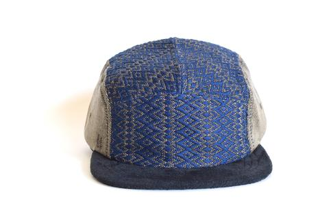 Acapetahua Five Panel Hat (sb)