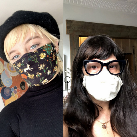 How To Combat Mask Acne + MASKS we LOVE!