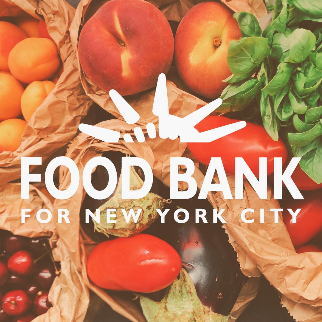 DONATE TO FOOD BANK of NYC