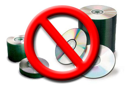 The Death of CDs ...& DVDs?!