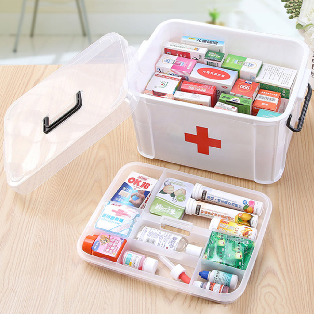 Health Care First Aid Kit Storage Box