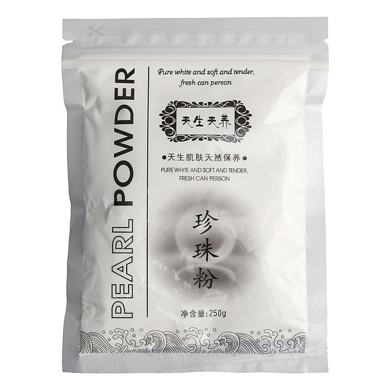Pure Seawater Pearl Powder Face Mask