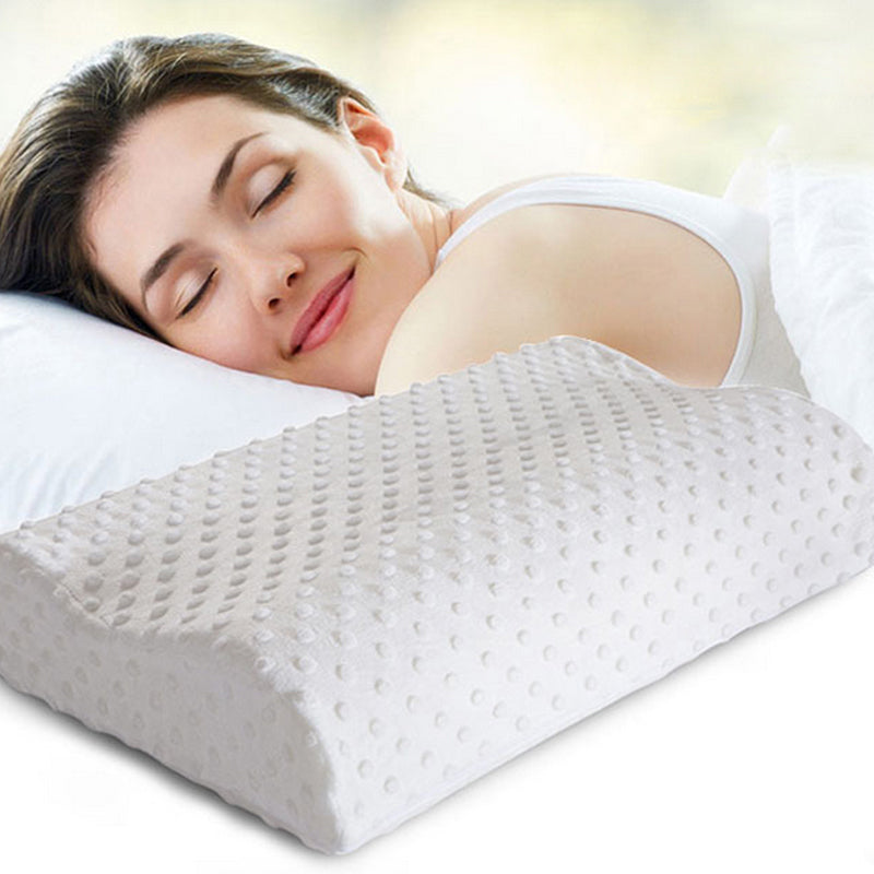 Orthopedic Memory Foam Neck Pillow