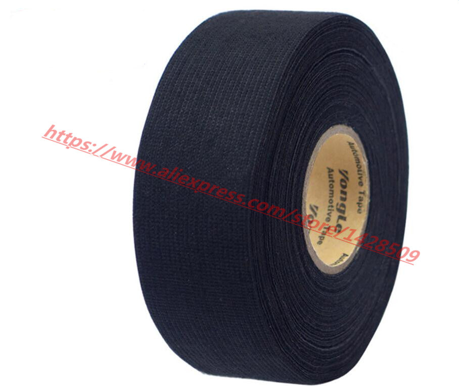 32Mmx20M Universal Flannel Fabric Cloth Tape Automotive