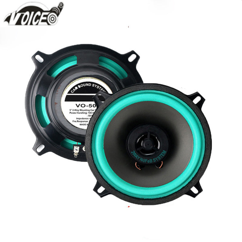 5 Inch Automotive Car Hifi Coaxial Speaker Auto Accessories