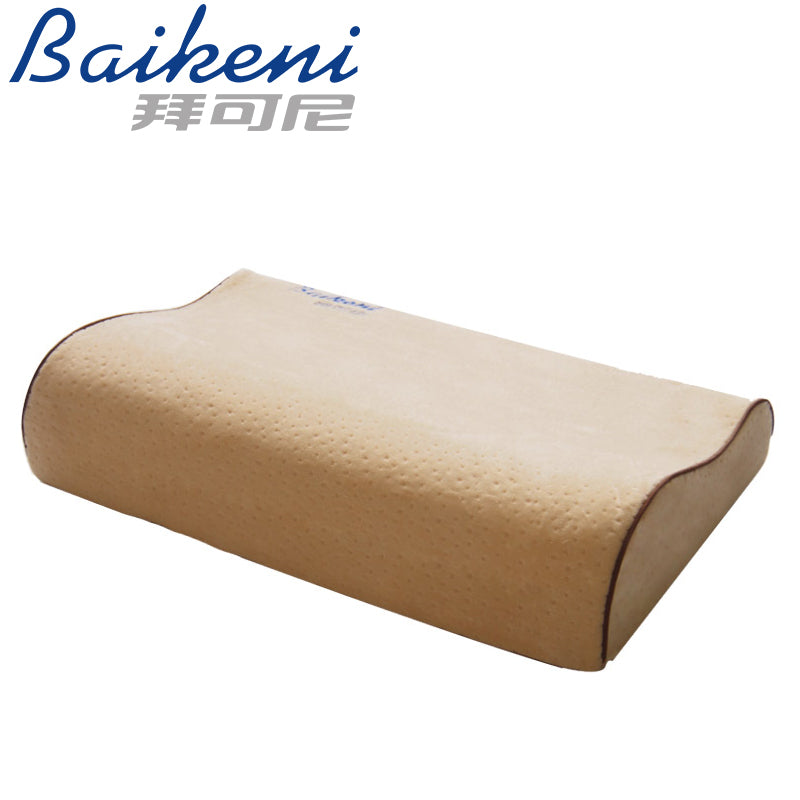 Memory Foam Neck Pillow Bamboo