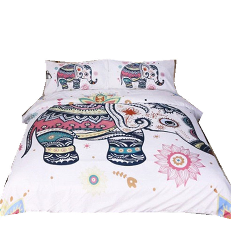 Bohemian Elephant Bedding Sets Bed Set
