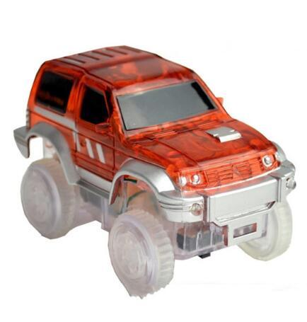 Track Led Electronics Car Toy