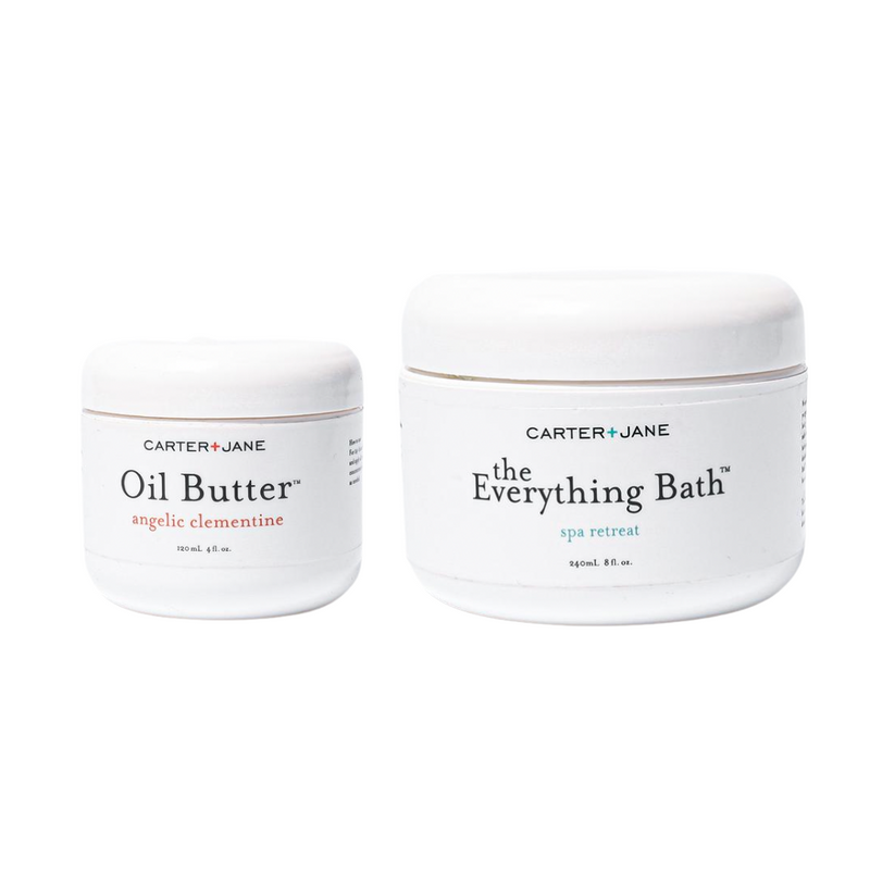 OIL BUTTER™ + THE EVERYTHING BATH™ BUNDLE