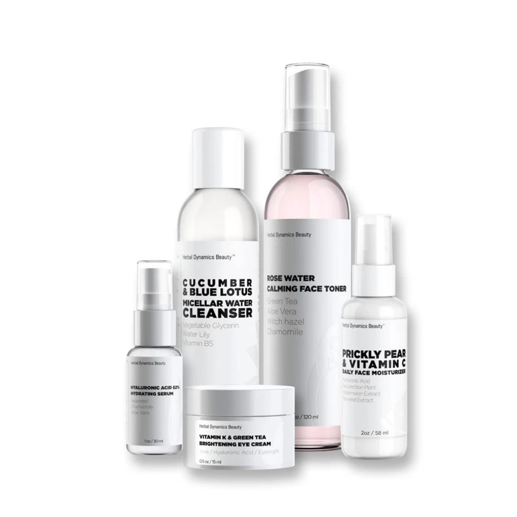 LOVE YOUR SKIN DAILY SKINCARE ESSENTIALS KIT